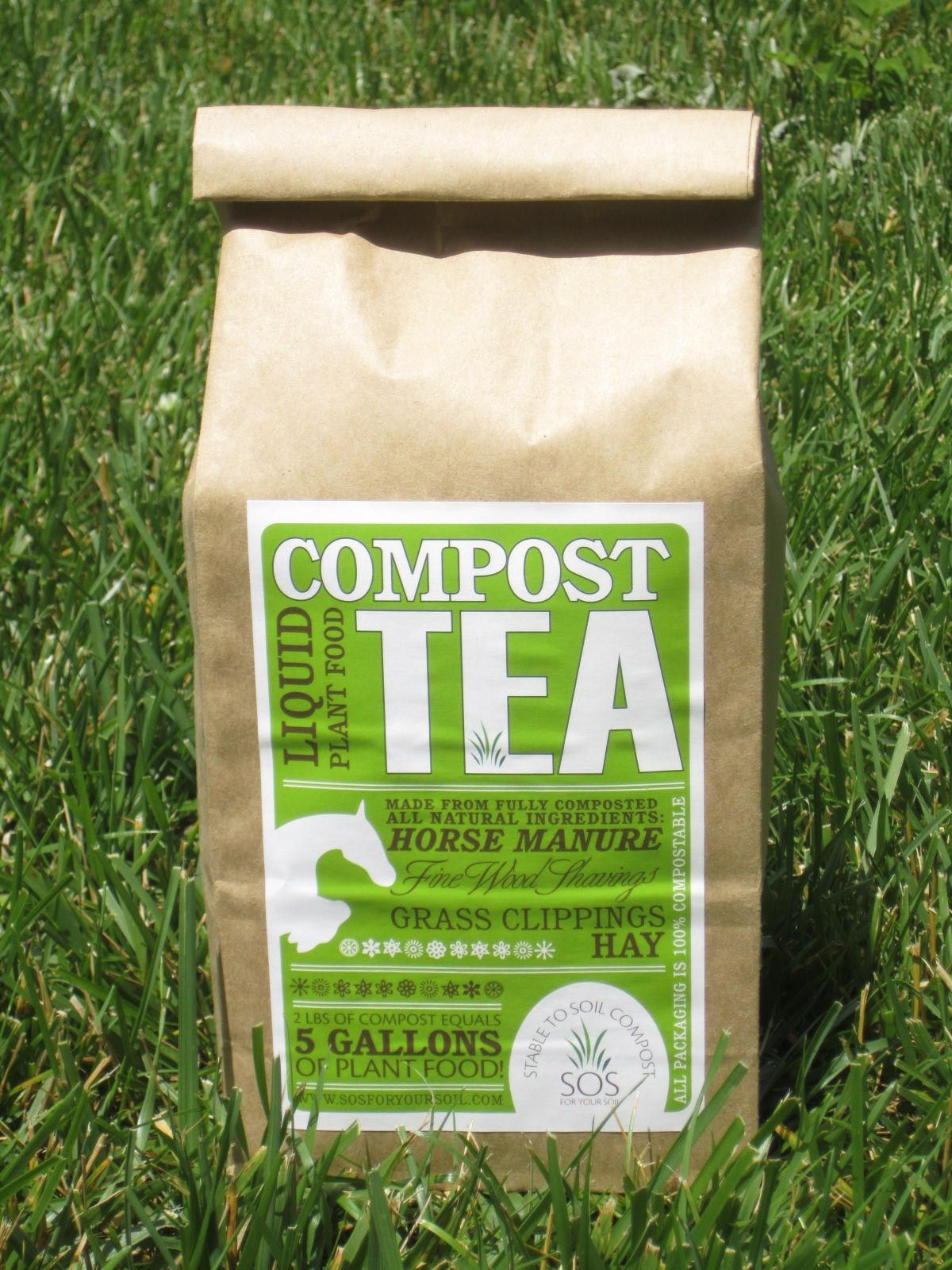 No Mow Grass Seed Mix Compost Tea Clover Seed Grass Seed
