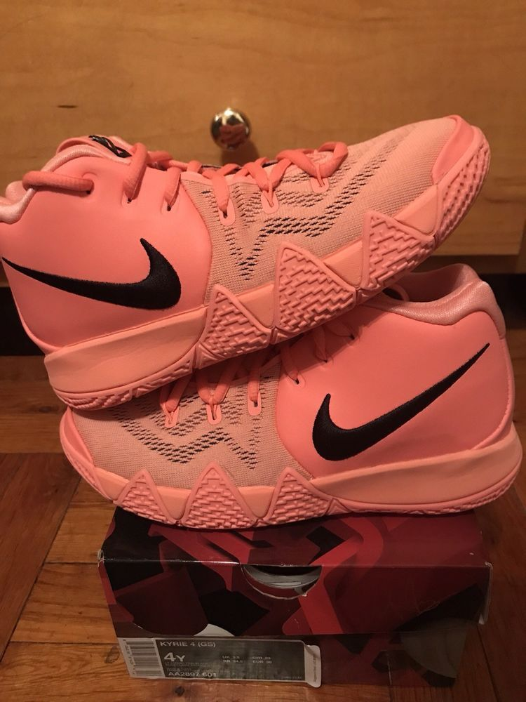 new styles 82d2e 11c73 Nike Kyrie 4 Kids Youth Size 4Y Basketball Shoes Womens 5.5 ...