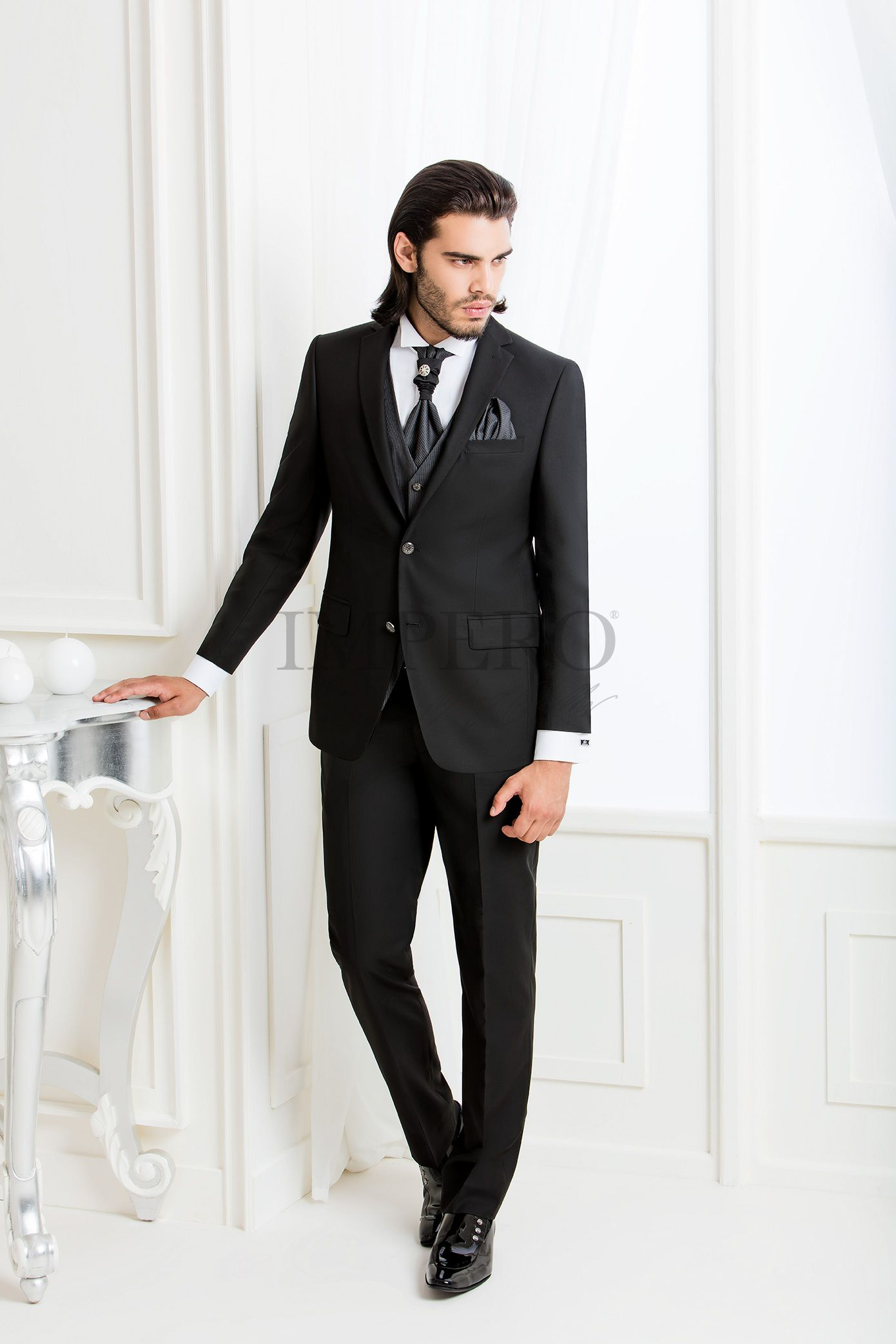 UGS CY16 #sposo #groom #suit #abito #wedding #matrimonio #nozze #nero #black