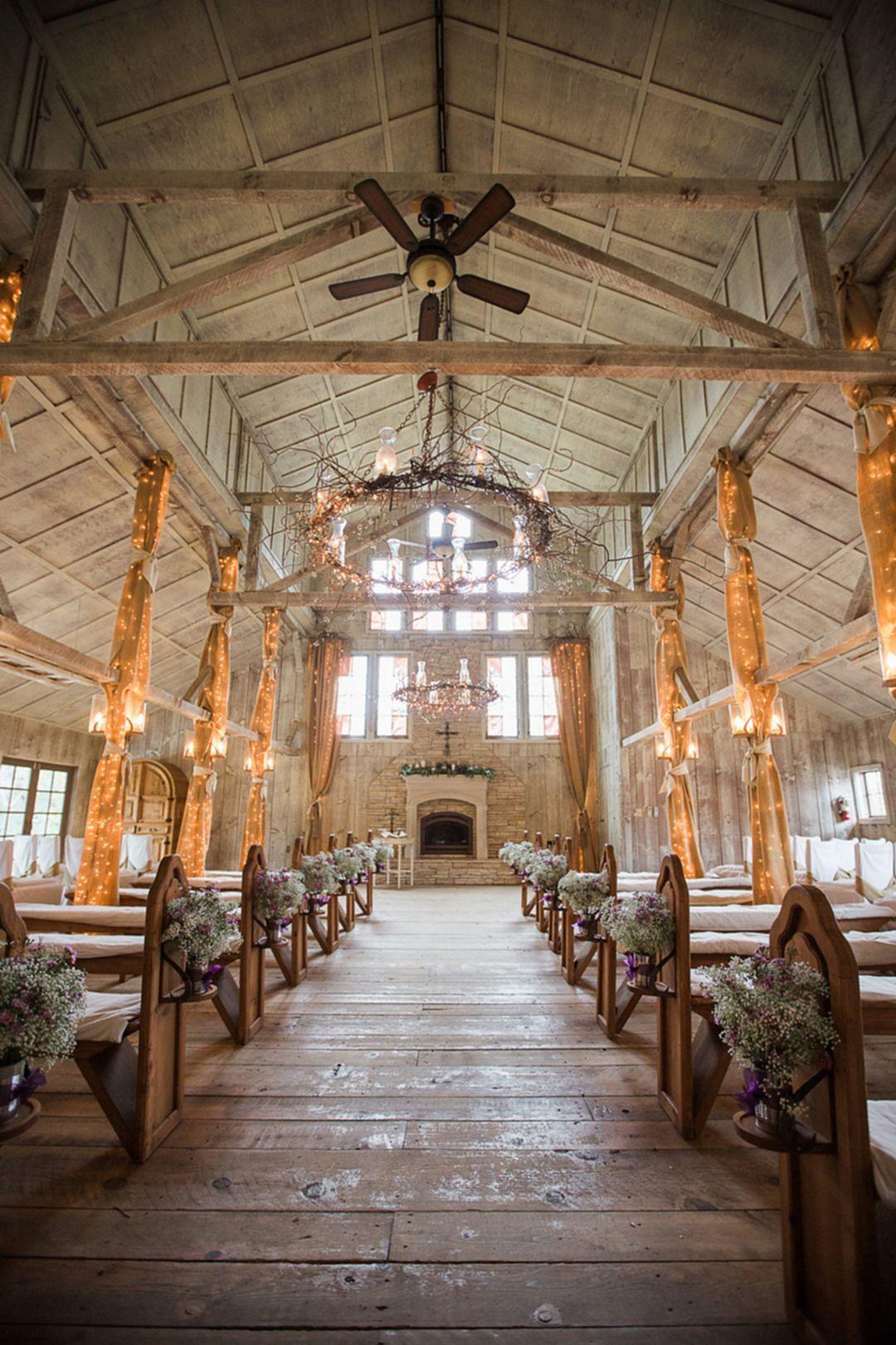 65 Awesome Wedding Venue Ideas For Fantastic Wedding