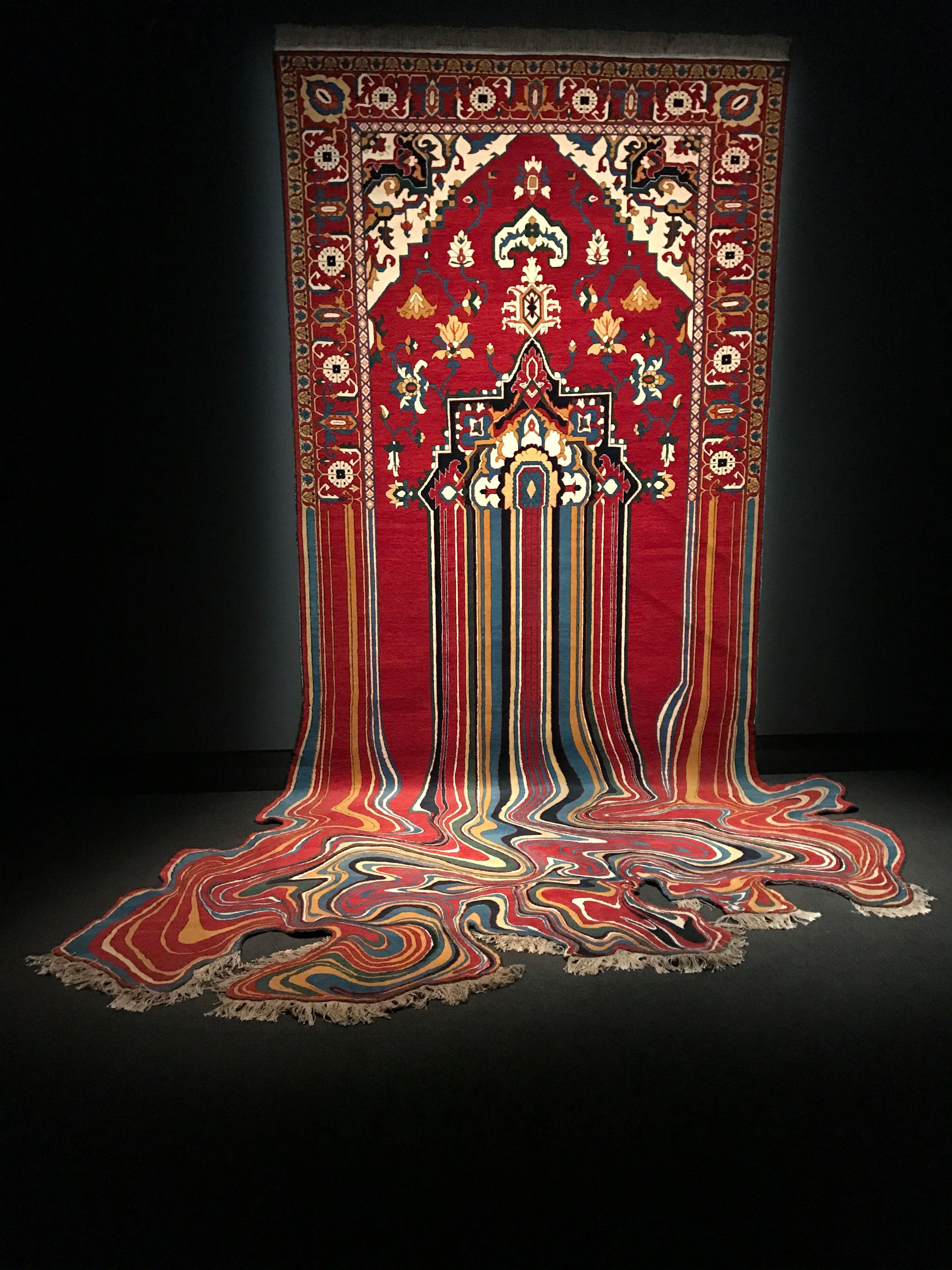 Carpet As Art Mona Tasmania Art Art And Architecture New Art