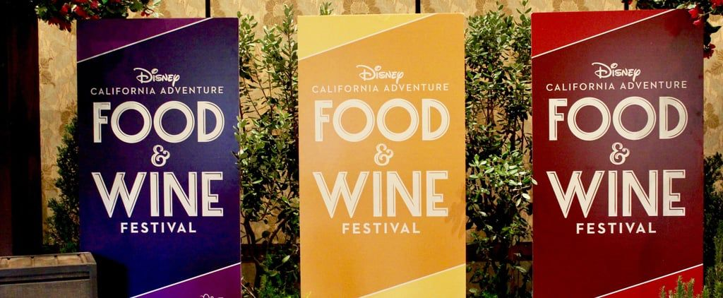 The Top 9 Things You Can't Miss at Disneyland's Food and Wine Festival #disneylandfood
