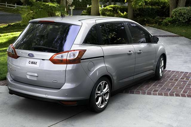 2017 Ford C Max Energi Rear With Images Ford Max Suv Car
