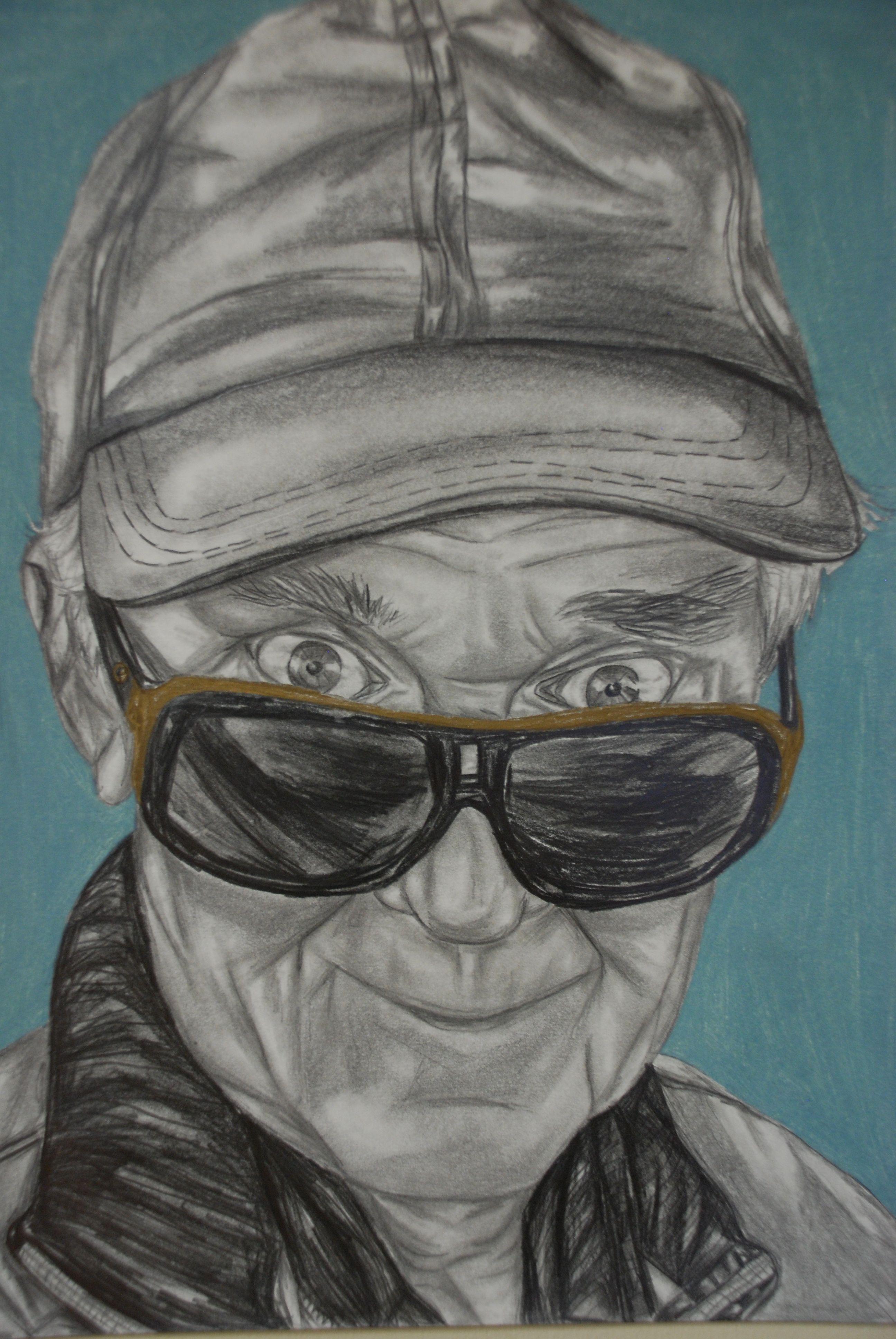 "Grandpa Kelly ""@ the Soccer Game"""