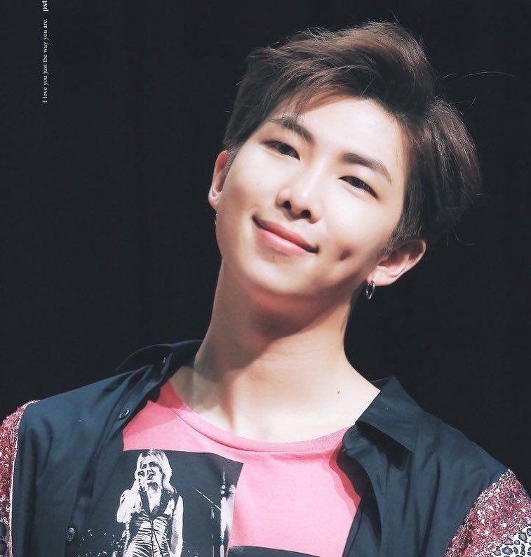 His Dimples Rm Namjoon Dimples Hoseok Bts