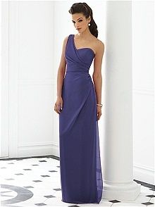 After Six Style 6646    #purple #bridesmaid #dress