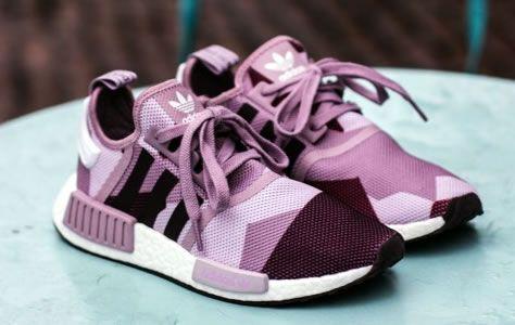 adidas nmd r1 läuferin rosa camo schuhfimmel pinterest adidas
