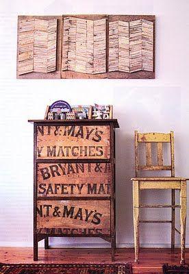 aus alten kisten m bel furniture pinterest bemalte m bel schrank und upcycling m bel. Black Bedroom Furniture Sets. Home Design Ideas
