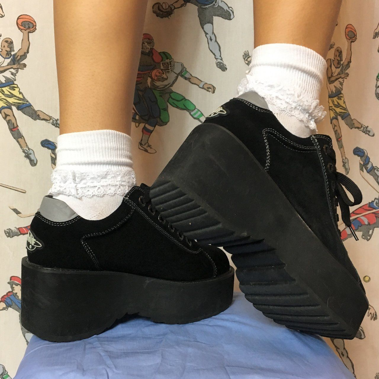 7d64eda7809a ⭐️the planet platform from UNIF🌎〰these are contrast and on - Depop