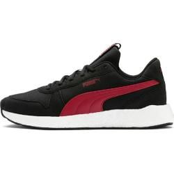 Photo of Puma men's indoor shoes Nrgy Neko Retro, size 45 in Puma Black-Rhubarb, size 45 in Puma Black-Rhu