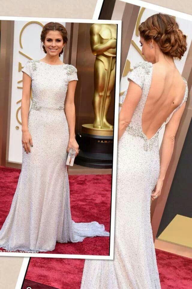 Maria Manounos _ Oscars 2014