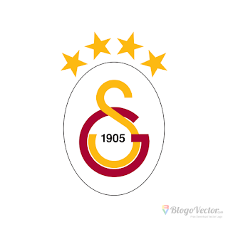 Galatasaray S K Logo Vector Cdr In 2020 Football Logo Logos Vector Logo