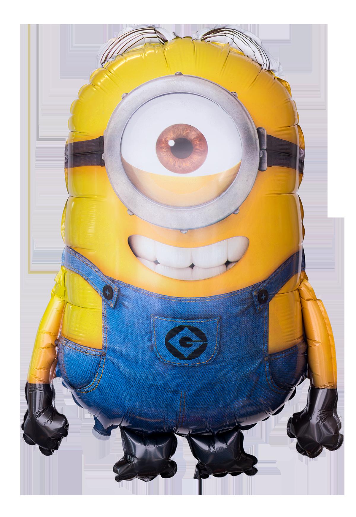 Minion Luftballon Minion Stuart | Geschenke für Kinder | Pinterest ...