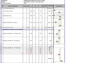 Engineer Estimate Contoh Back Up Perhitungan Volume Dekorasi