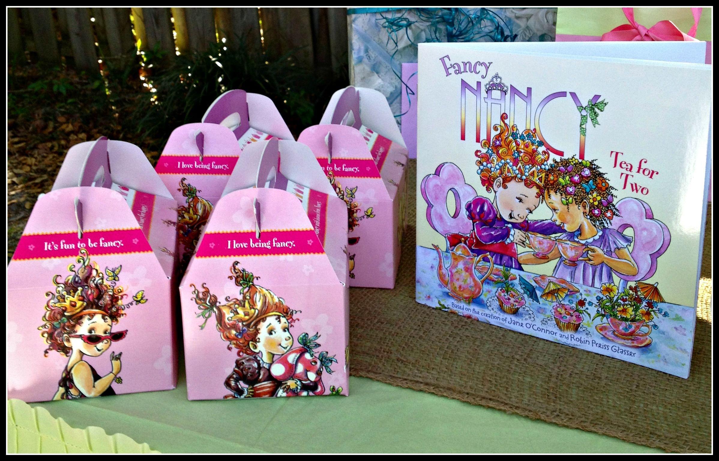 Fancy Nancy Birthday Party Supplies - Best Birthday Cake 2018