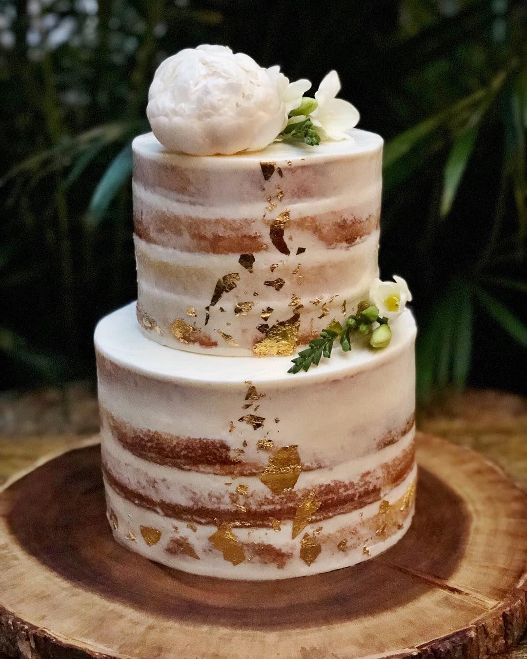 Fondant-haters Rejoice: Naked Wedding Cakes - wpic.ca