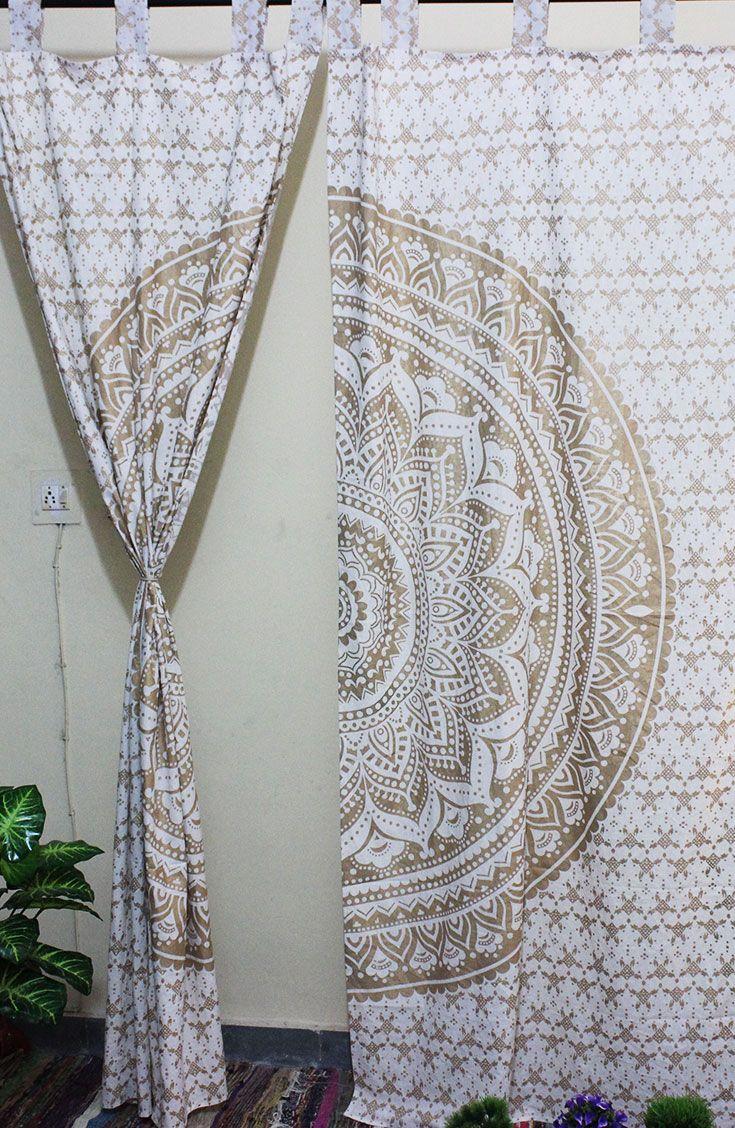 Full Size Beryl Curtains
