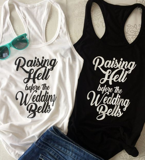 16 Bachelorette Party Shirts Your Crew Will Actual