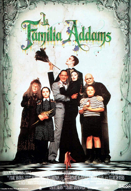La Familia Adams La Familia Addams Peliculas Familiares Peliculas En Linea Gratis