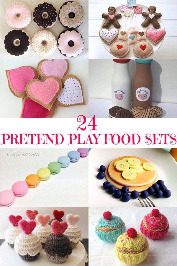 24 Fabulous Pretend Play Food Sets | Childhood101