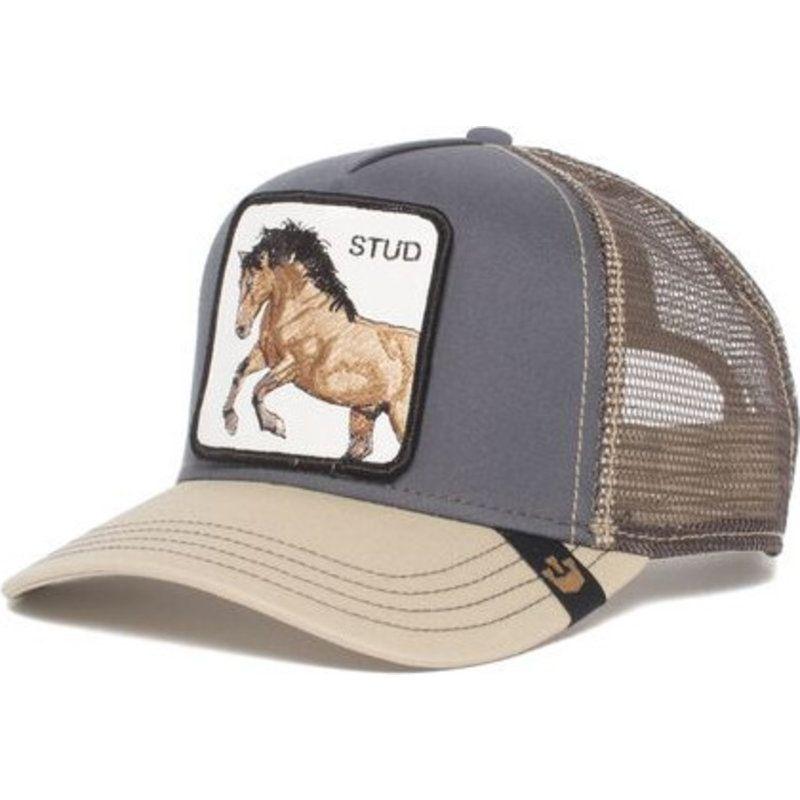 Goorin Bros You Stud Trucker Cap Grey Vandaag Verstuurd 39 95 Goorin Trucker Hat Hats