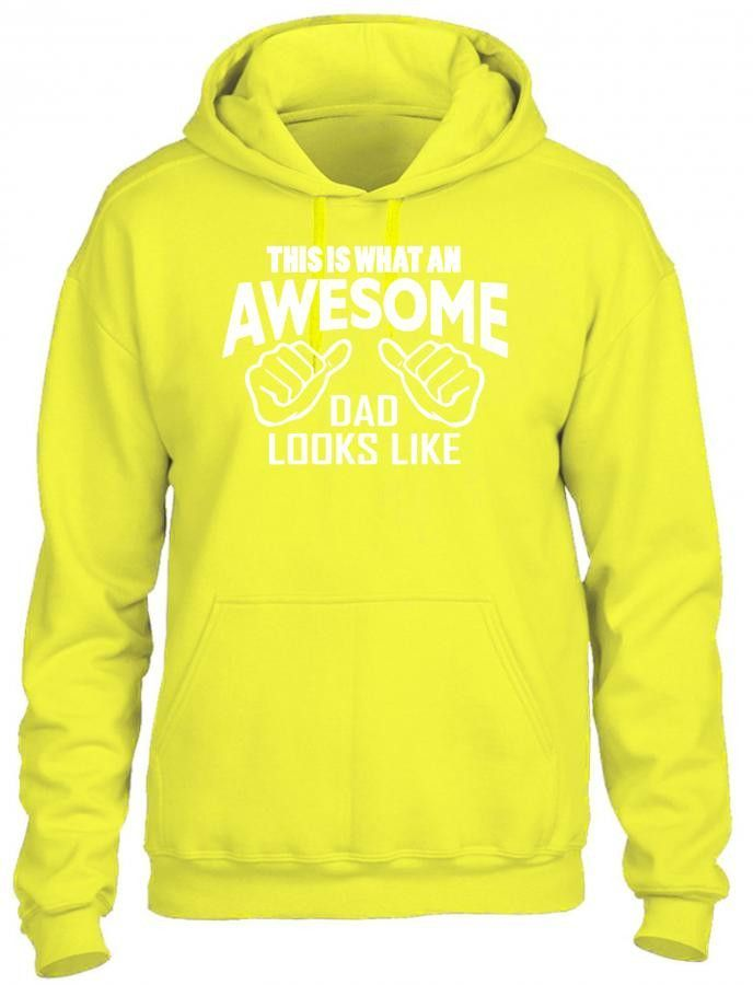 this is what an awesome dad looks like t shirt design 1 (2) HOODIE