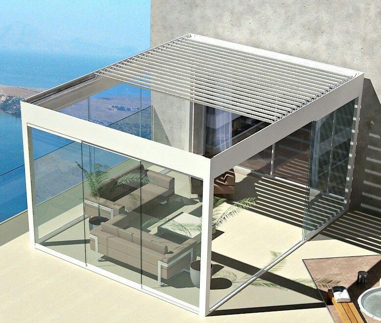 Aluminum Pergola Ideas U2013 Modern Pergolas For The Outdoor Area | House |  Pinterest | Aluminum Pergola, Modern Pergola And Pergola Ideas
