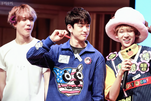 Your #1 daily source for all GOT7! | 2015.09.22 #MyLoveJuniorDay  © 일랑일랑 | Do not edit.