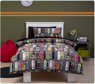 Skateboard Headboard skateboards duvet cover | skater room | pinterest | skateboard