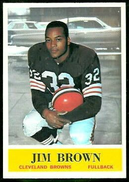jim brown career