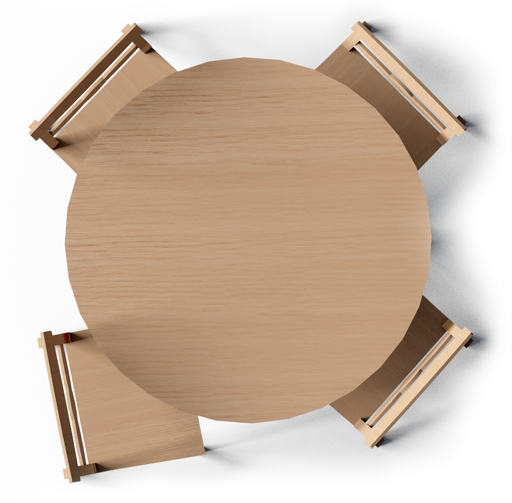 Leksvik Drop Leaf Table And Chairs Top  design IV in 2019
