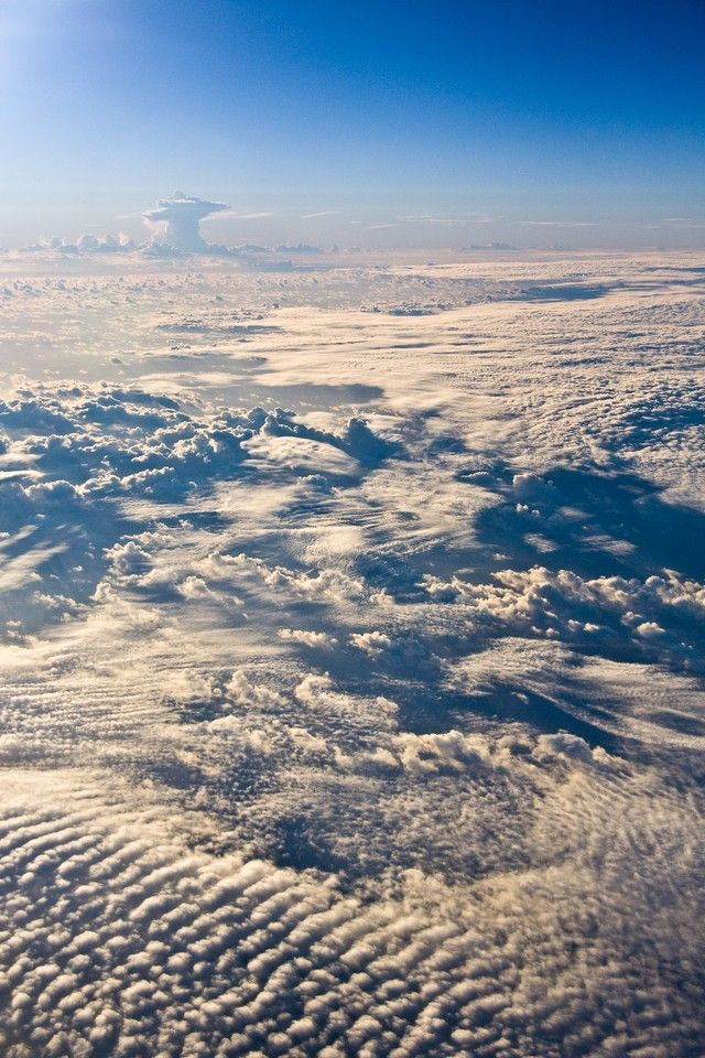 Pacific Cloudscape - OGQ Backgrounds HD