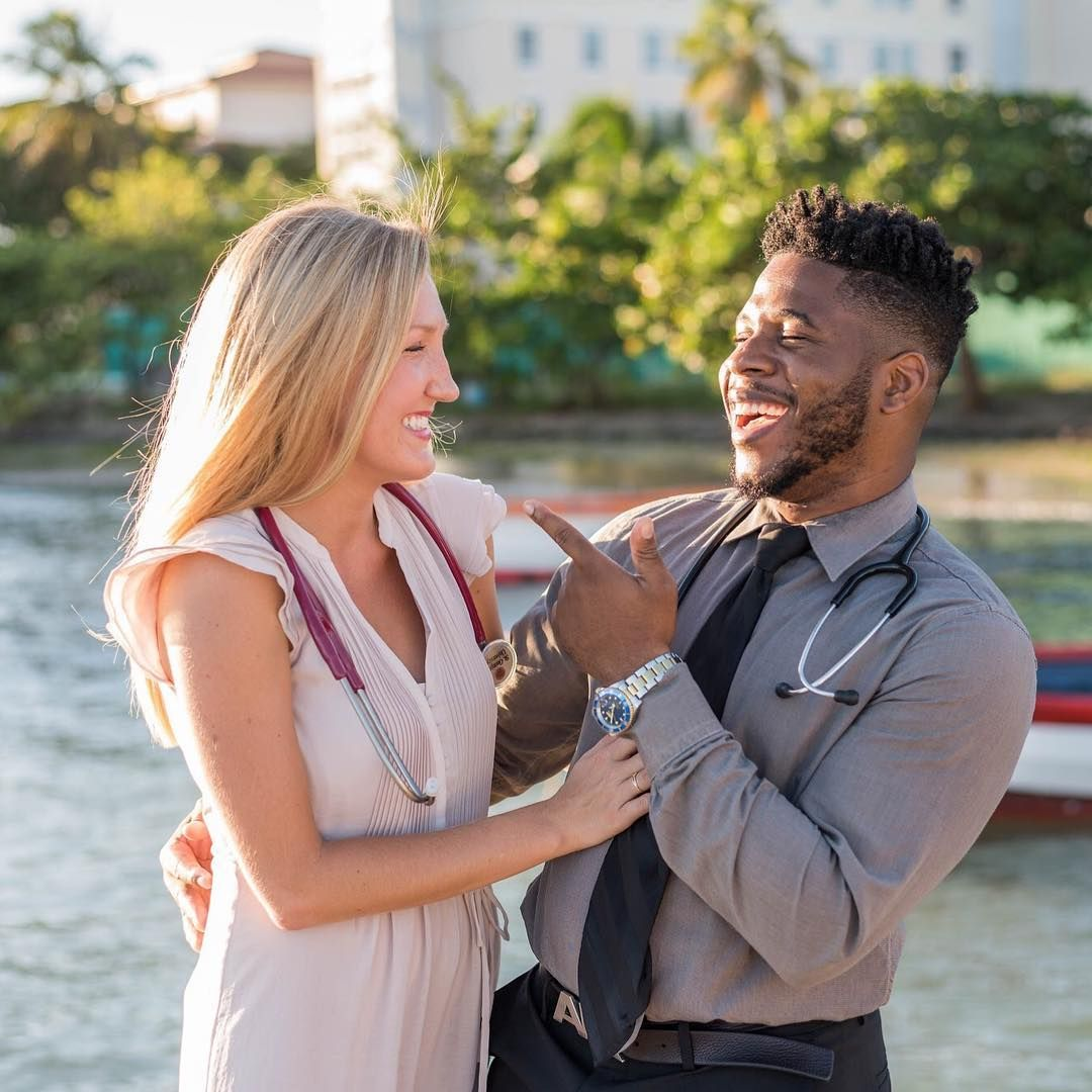 Happy couple! . . . . . #puregrenada #interracialcouple ...