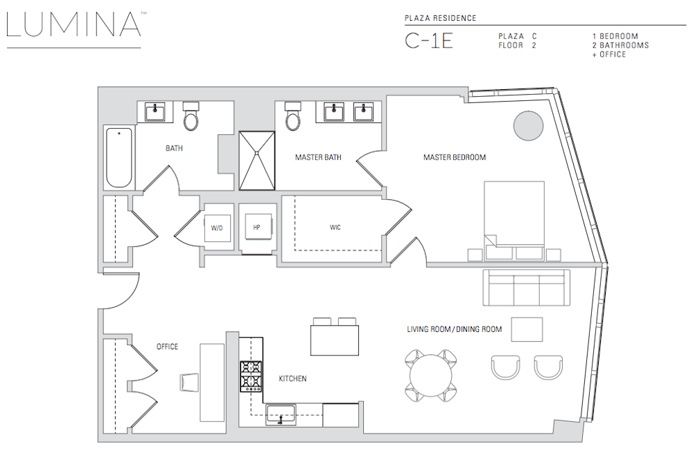 Lumina Floor Plan Google Search Dining Room Office Floor Plans Flooring