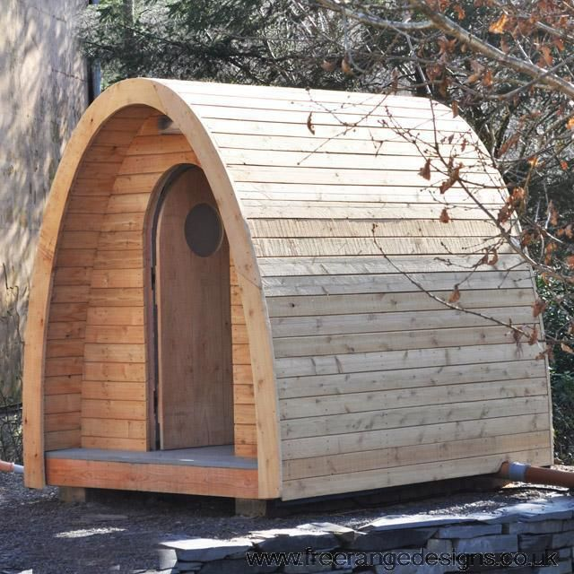 The Timber Arc Design Is Built To A Very High Standard