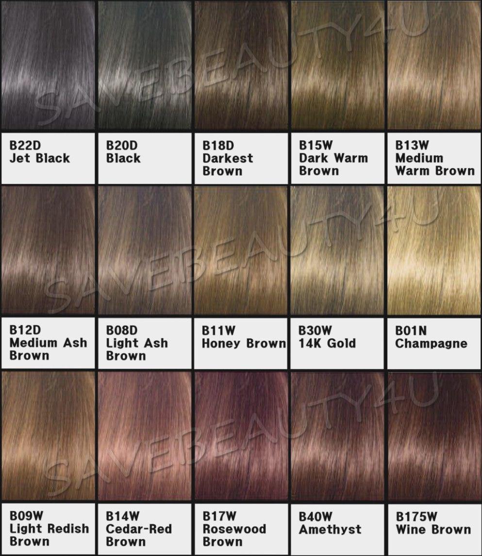 Clairol Professional Hair Color Chart Er Sa Kjent Men Hvorfor Clairol Professional Hair Color Chart Chart Hair Dye Color Chart Blonde Color Chart Clairol