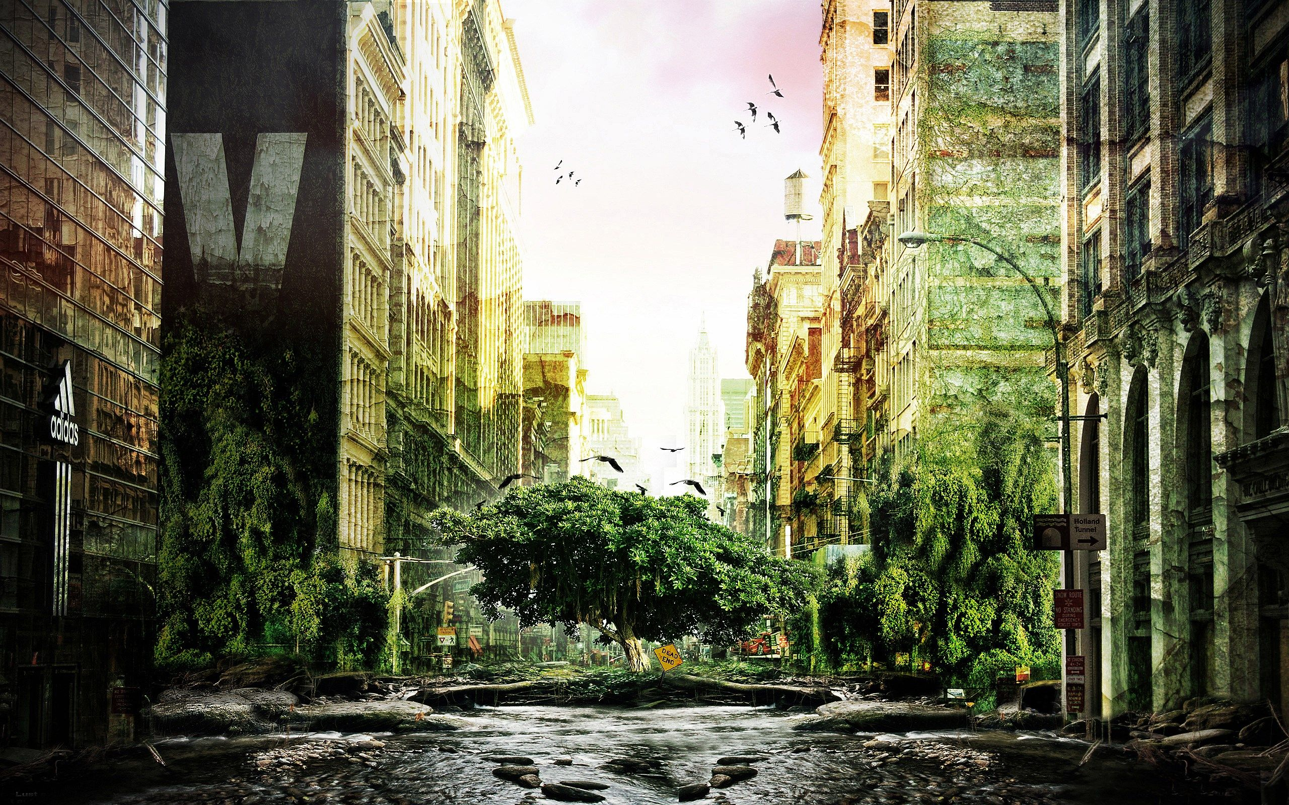 Post Apocalyptic Image Free Post Apocalyptic Category City Wallpaper Background Images Nature Wallpaper
