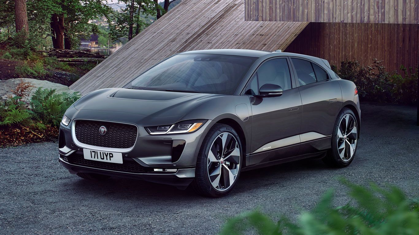 the jaguar i