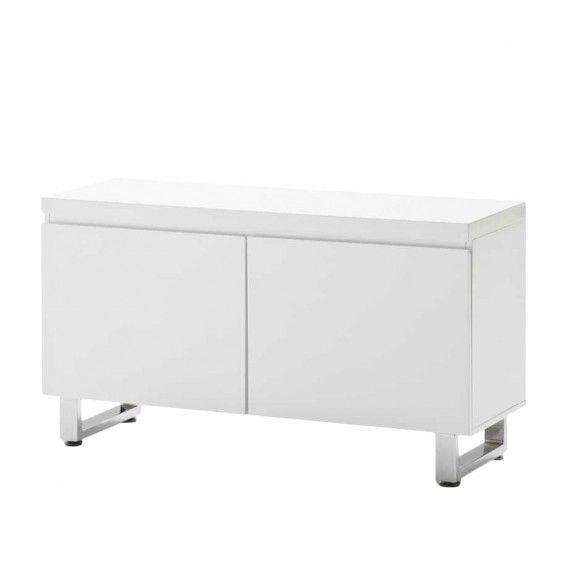 Kommode von roomscape bei Home24 bestellen Home24 Schlafzimmer - schlafzimmer kommode weiß hochglanz