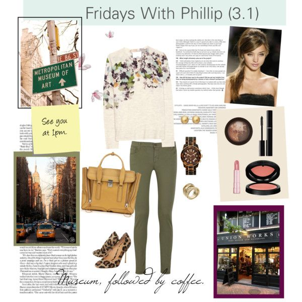 """""""Fridays With Phillip (3.1)"""" by blemon on Polyvore"""