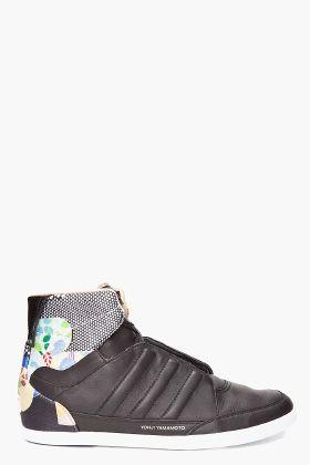 $252 Adidas Y-3 Honja High Sneakers Save 30%--Not bad..