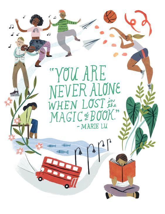 Get Free Printable Posters for Your Classroom or Library