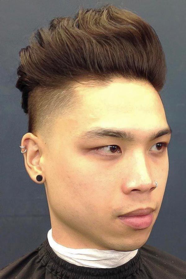 The Disconnected Korean Men Haircut - The Disconnected Korean Men Haircut - #disconnected #h… in ...
