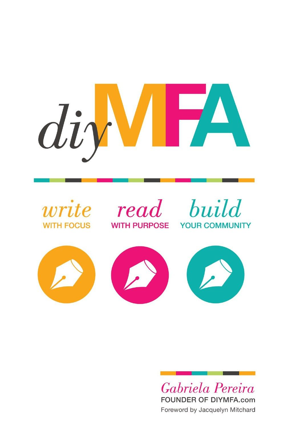 Diy Mfa Ebook