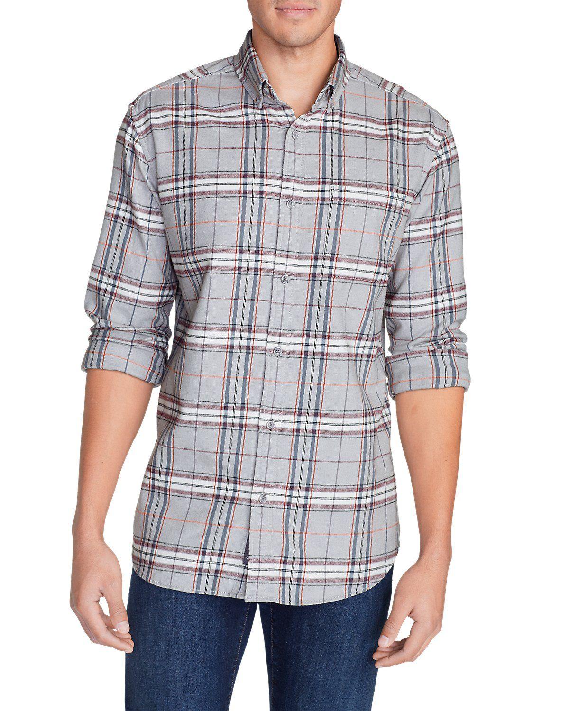 d9ba12ea0983 Men s Eddie s Favorite Flannel Relaxed Fit Shirt - Plaid