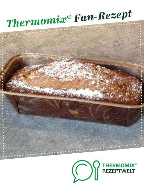 Saftiger Zucchini Nuss Kuchen Rezept Thermomix Rezepte Kuchen Ruhrkuchen Thermomix Und Nusskuchen Thermomix