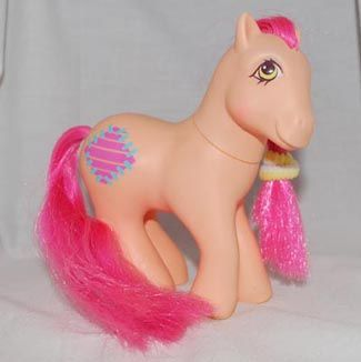 UK My Little Pony Tales-- Patch. Need!