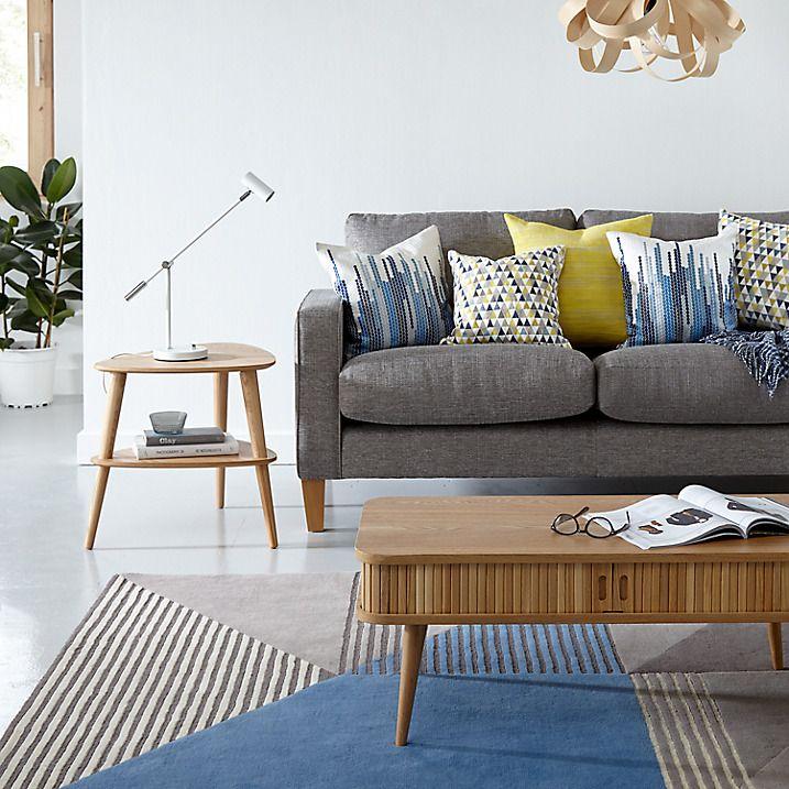 John Lewis Partners Grayson Living Room Furniture Range At John Lewis Partners Scandi Living Room Living Room Colors Furniture