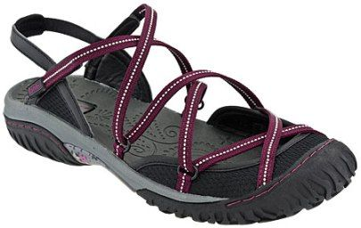Jambu water shoes are great for the river, great for the trail ...