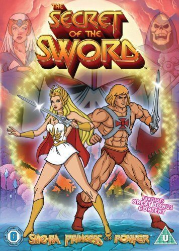 Off My Bird Chest: Throwback Thursday - She-Ra: Princess of Power